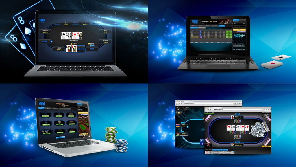 888poker client for PC